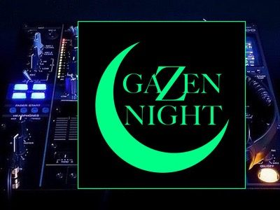 GAZEN NIGHT (SPECIAL REMIX)配信開始 !!